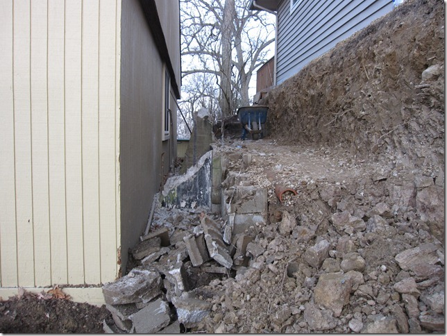 Brick Retaining Wall Installation Michigan
