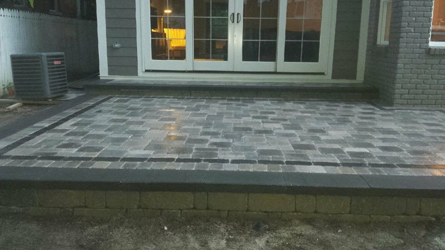 Oakland County Brick Paver