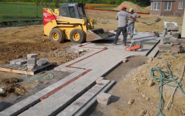 brick paver installation archives - oakland county brick paving